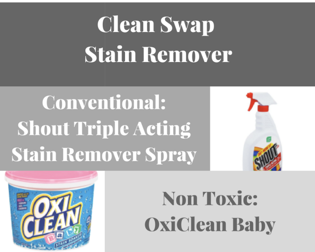 Clean Swap_ Stain Remover
